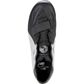 PEARL iZUMi Elite Road V5 Chaussures Homme, black/silver reflective